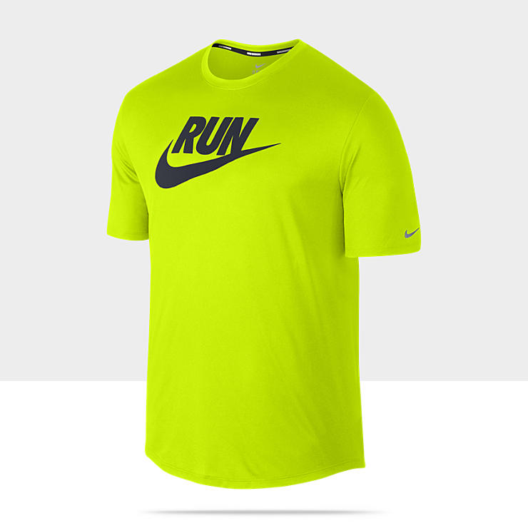 Nike Challenger Swoosh Camiseta de running - Hombre