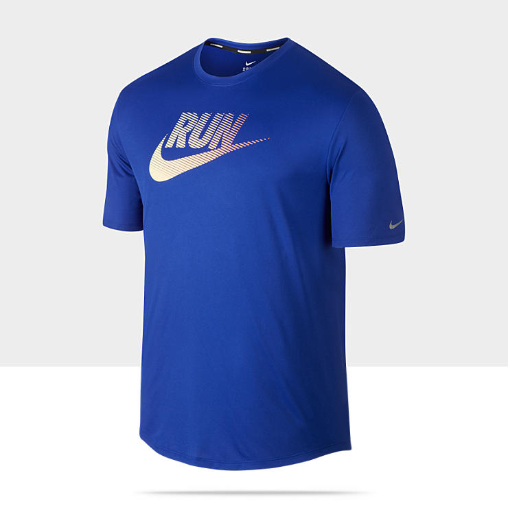 Nike Challenger Swoosh &ndash; Maillot de course &agrave; pied pour Homme