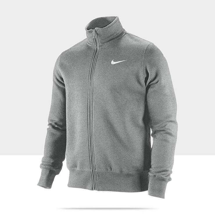 Nike Classic Fleece &ndash; Veste de surv&ecirc;tement en polaire pour Homme
