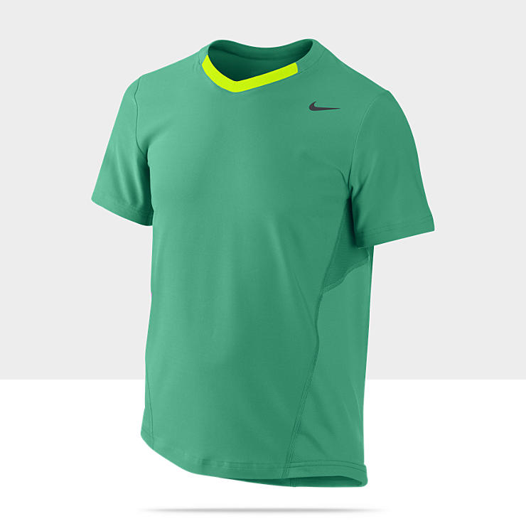 Nike Contemporary Athlete &ndash; Maillot de tennis pour Gar&ccedil;on (8-15&nbsp;ans)