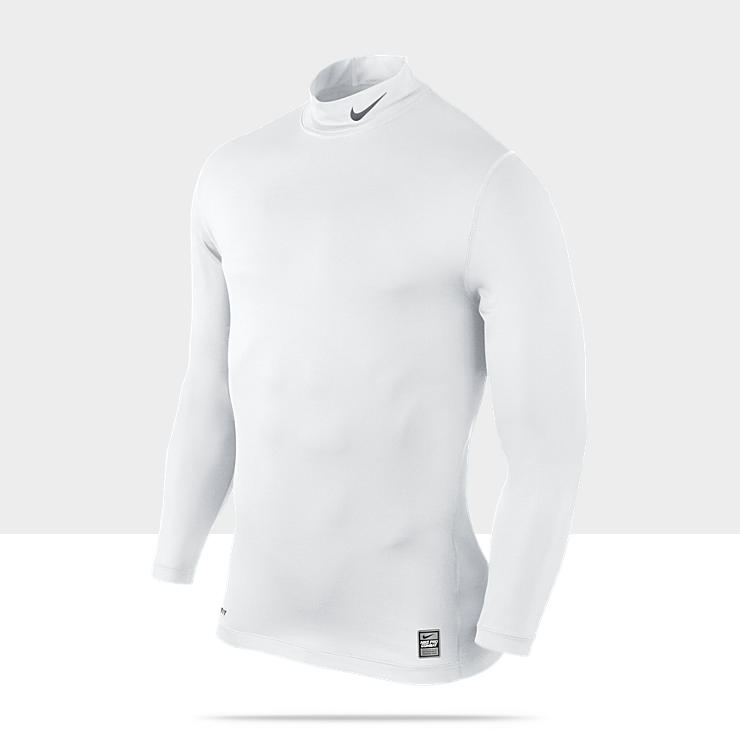 Nike Core Underlayer Mock Camiseta de golf - Hombre