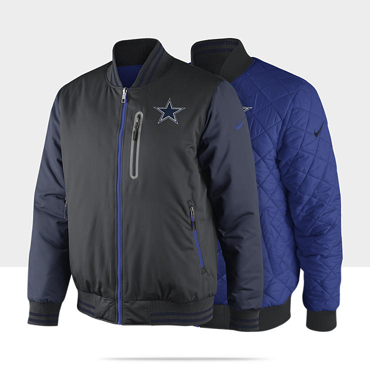 Veste r&eacute;versible Nike Destroyer OW (NFL Cowboys) pour Homme