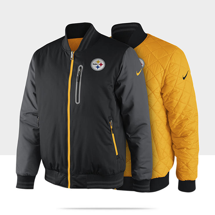 Nike Destroyer OW (NFL Steelers) Chaqueta reversible - Hombre