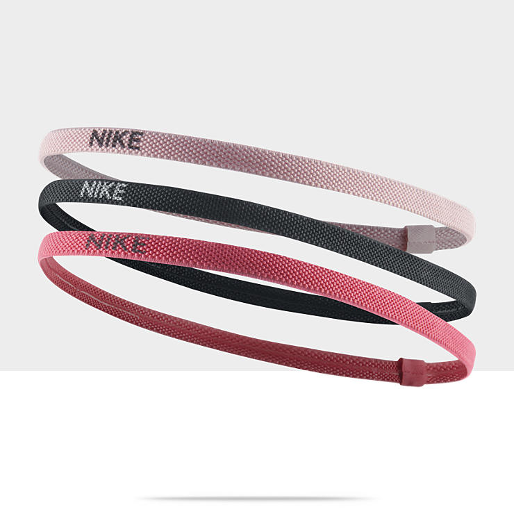 Nike Elastic Cinta para el pelo (3/Talla grande)