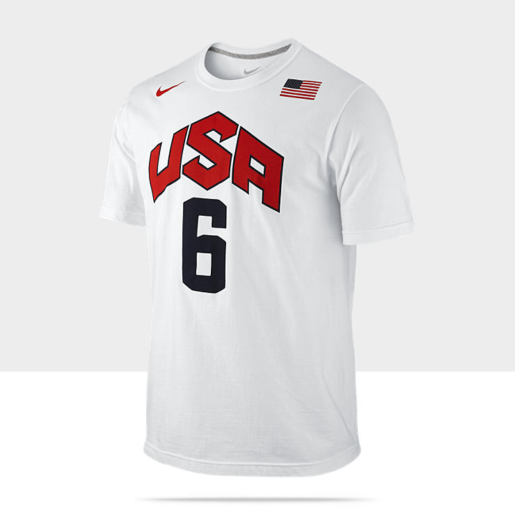 Nike Federation Replica (LeBron) Camiseta - Hombre