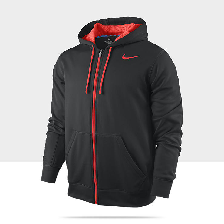 Nike KO Full-Zip Sudadera con capucha para entrenamiento - Hombre