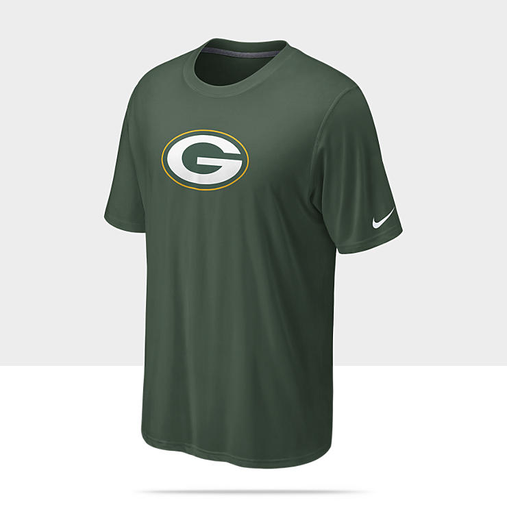 Nike Legend Authentic Logo (NFL Packers) - Tee-shirt d'entraînement pour Homme
