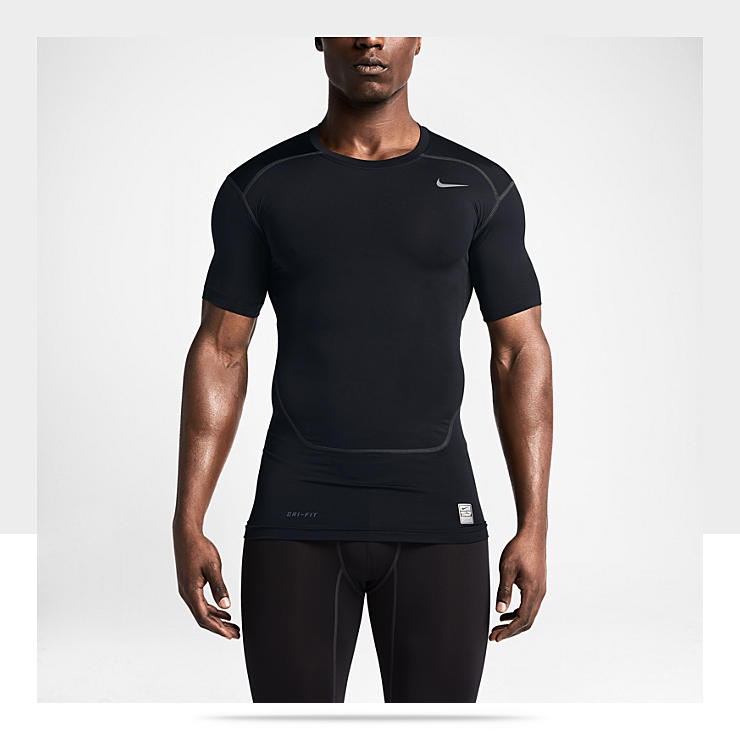 Nike Pro Combat Core 2.0 Compression Camiseta de manga corta - Hombre