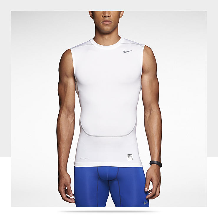 Nike Pro Combat Core Compression 2.0 &ndash; Maillot pour Homme
