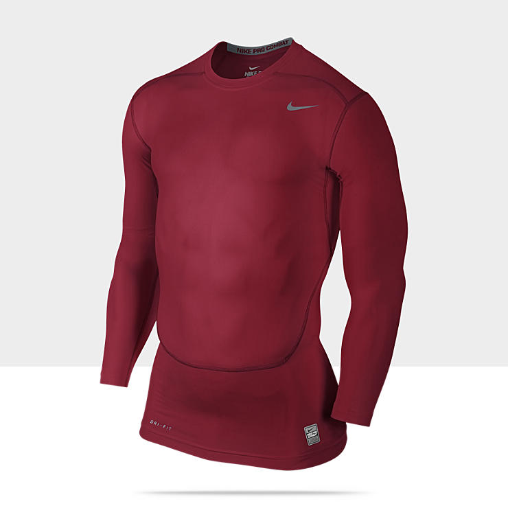 Nike Pro Combat Core Compression &ndash; Maillot pour Homme