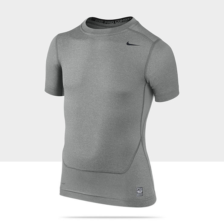 Nike Pro Core Compression Camiseta — Chicos