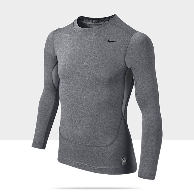 Nike Pro Core Compression Crew Camiseta de entrenamiento - Chicos