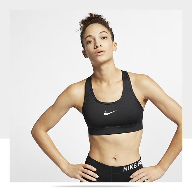 Nike Pro &ndash; Brassi&egrave;re de sport pour Femme