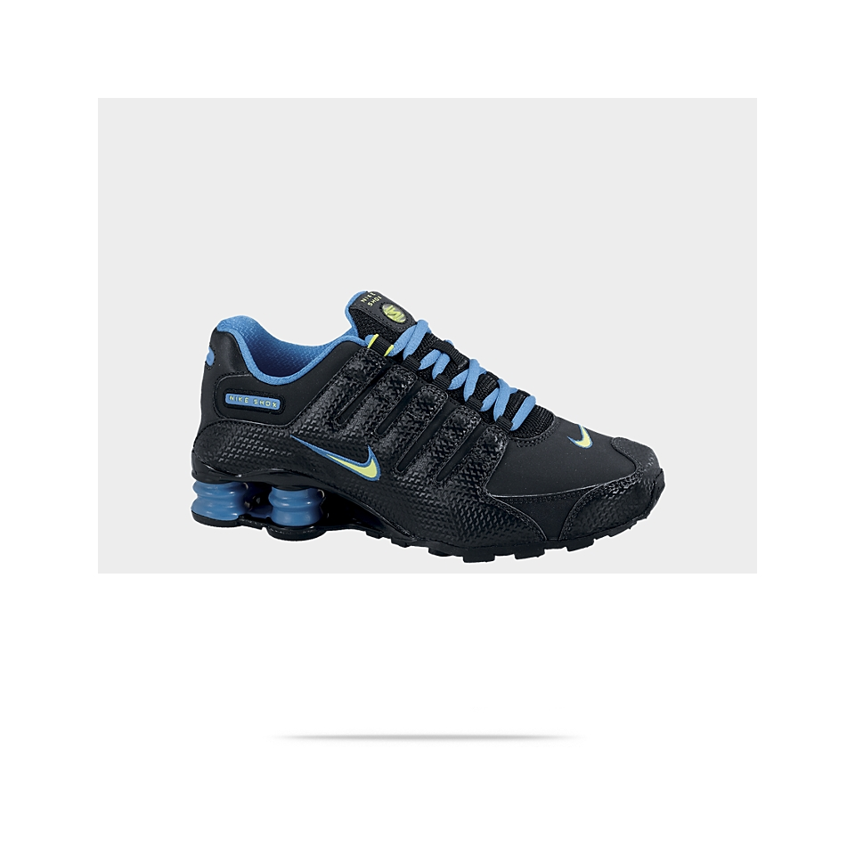 8f4d7fbb13670d Nike Shox NZ SI Plus Boys Running Shoe on PopScreen