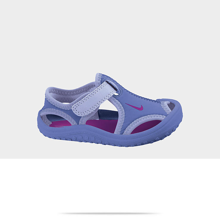 Nike Sunray Protect Toddler Girls Sandal 344993 502 A on PopScreen 3a8417ea4