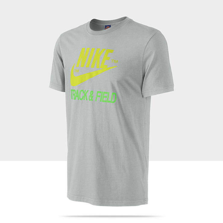 Nike Track &amp; Field Logo Camiseta - Hombre