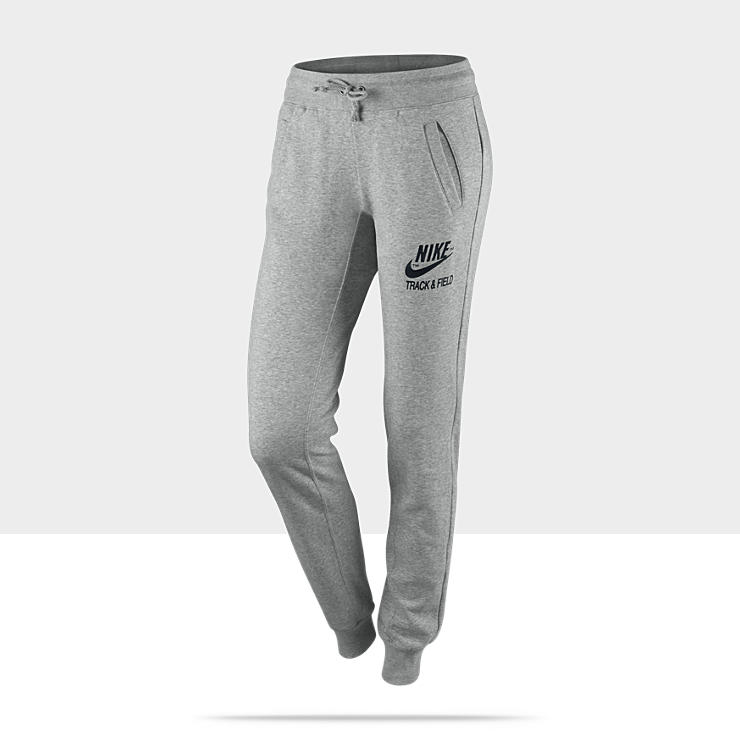 Nike Track and Field Read Vintage – Pantalon à revers pour Femme