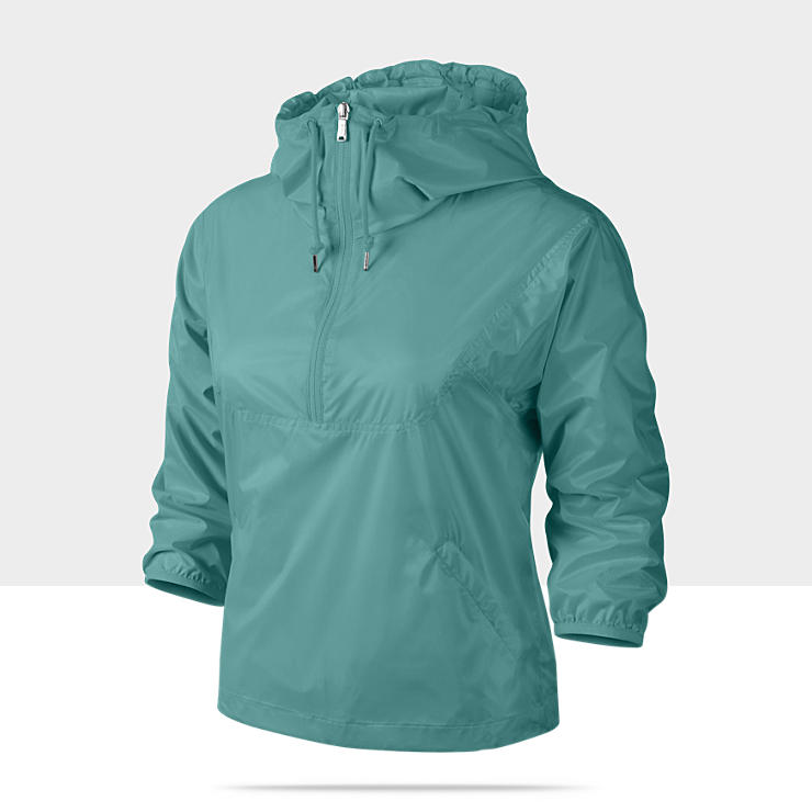 Nike Track and Field Summerized Half-Zip Chaqueta - Mujer