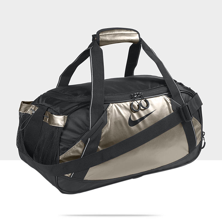 Nike Varsity Girl Metallic Medium Duffel Bag
