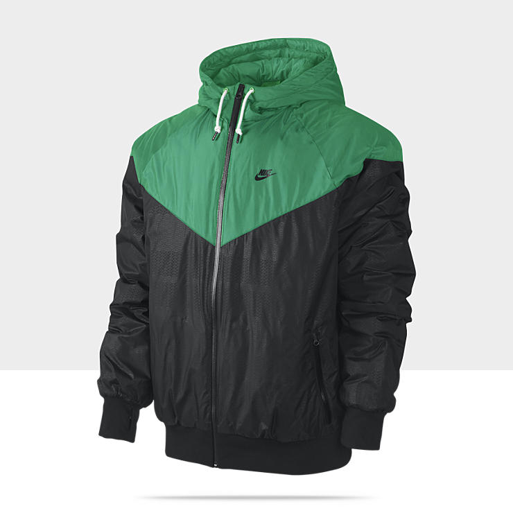 Nike Warm Pattern Windrunner Chaqueta - Hombre