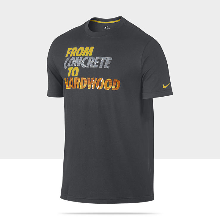Nike &laquo;&nbsp;Concrete To Hardwood&nbsp;&raquo; &ndash; Tee-shirt pour Homme