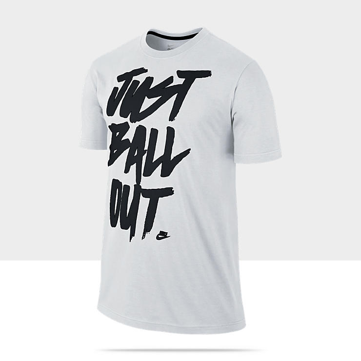 Nike &laquo; Just Ball Out &raquo; &ndash; Tee-shirt pour Homme