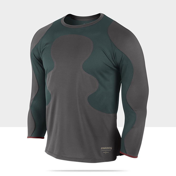 Nike x Undercover Gyakusou Dri-FIT 3/4 Camiseta de running - Hombre