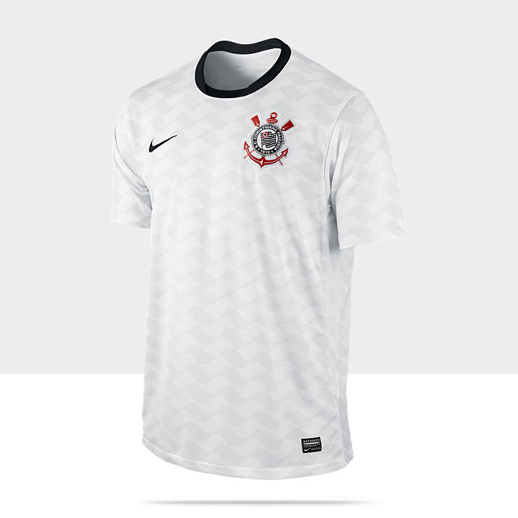 S.C. Corinthians Paulista Replica Men's Football Shirt