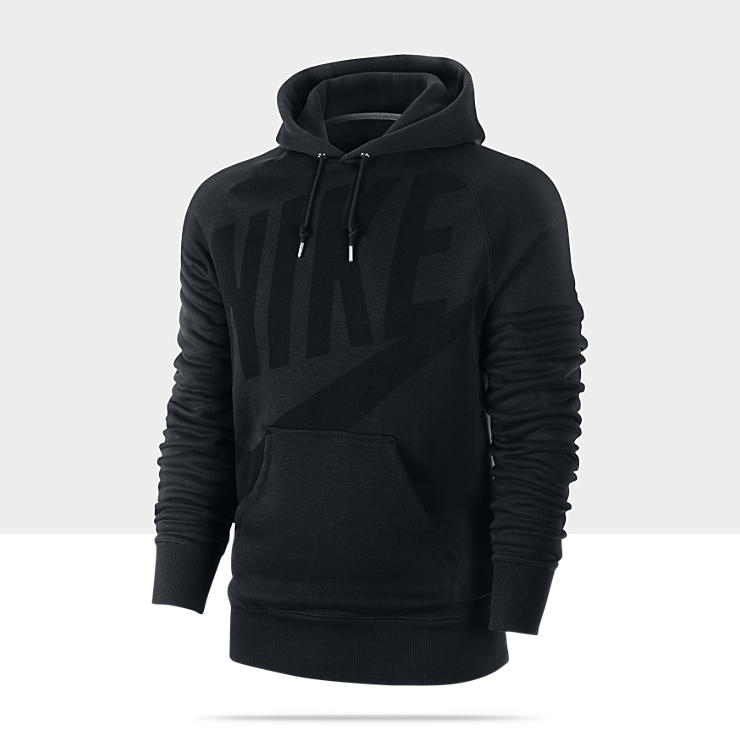 Sweat à capuche Nike Hybrid Brushed Fleece pour Homme