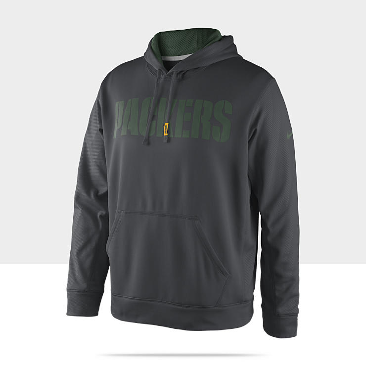 Sweat à capuche Nike KO Team Issue (NFL Packers) pour Homme