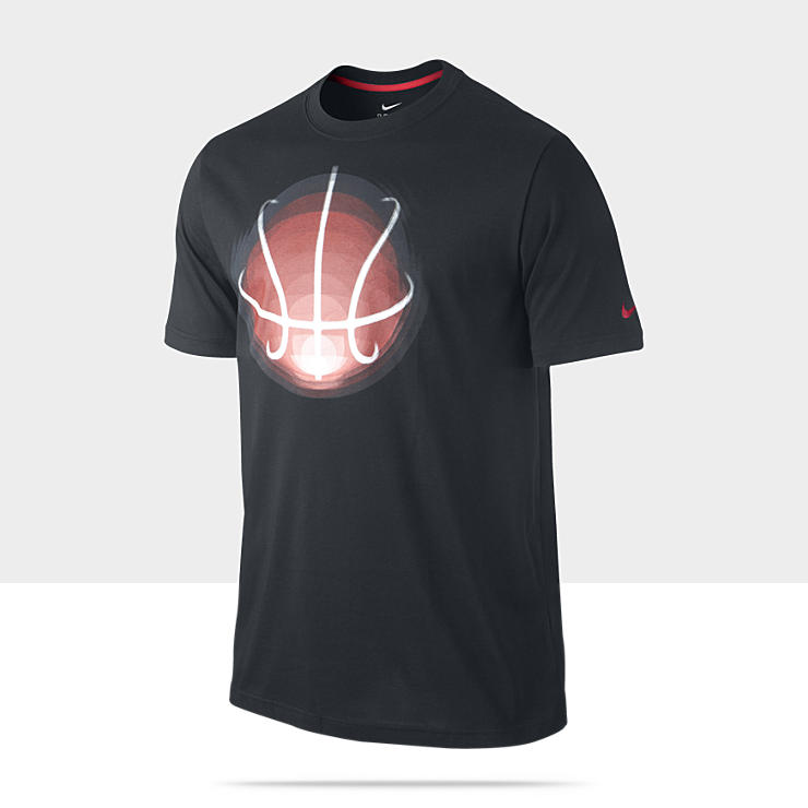 Nike Glow Ball Optic ? Tee-shirt de basket-ball pour Homme