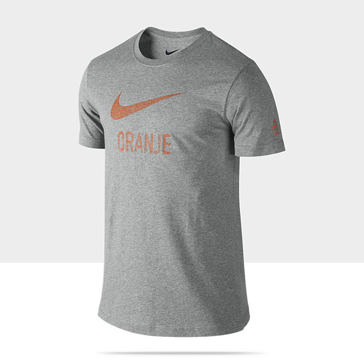 Netherlands Basic Type – Tee-shirt de football pour Homme