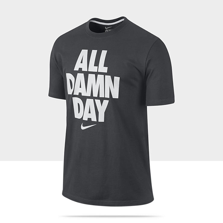 Tee-shirt Nike &laquo; All Day &raquo; pour Homme