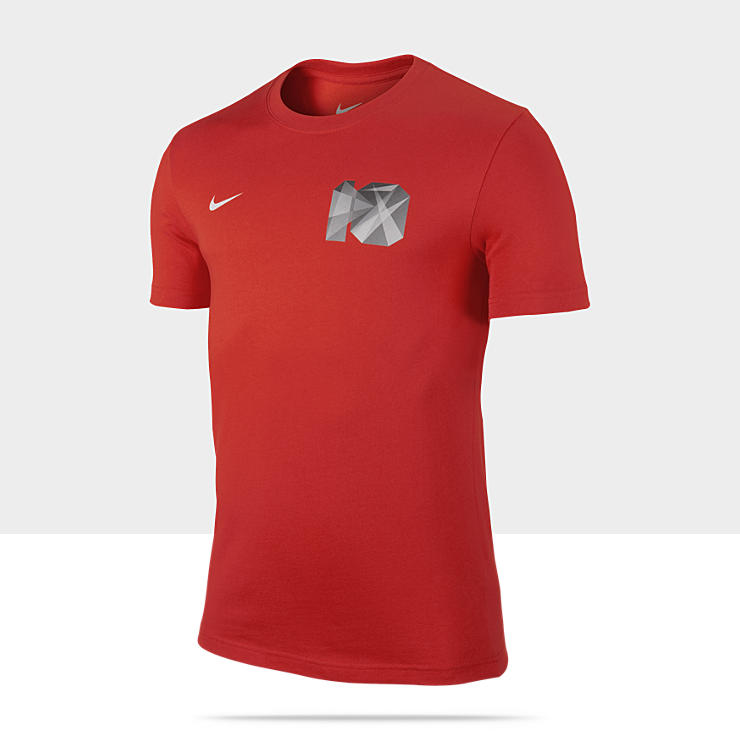 Tee-shirt de football Nike Hero (Rooney) Core Plus pour Homme