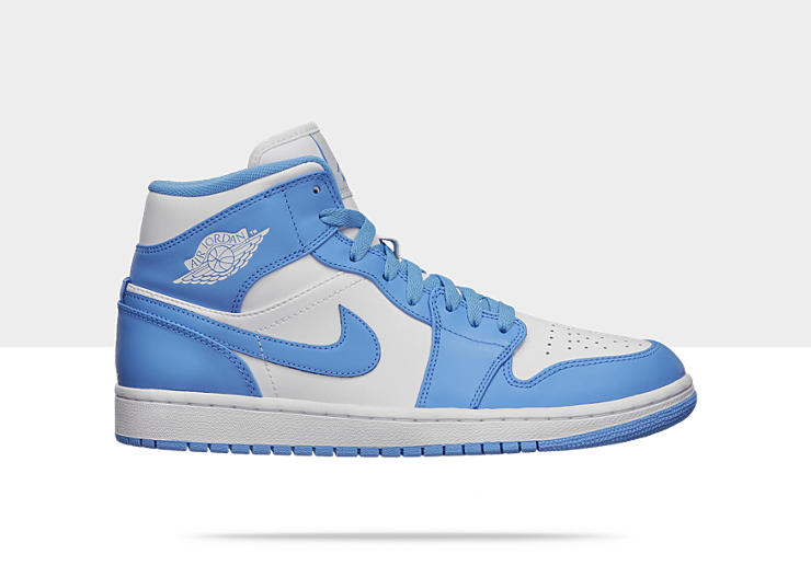 Air Jordan 1 Mid Zapatillas - Hombre