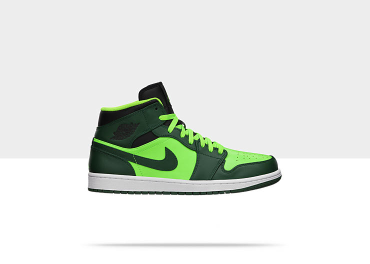 Air Jordan 1 Mid &ndash; Chaussure pour Homme