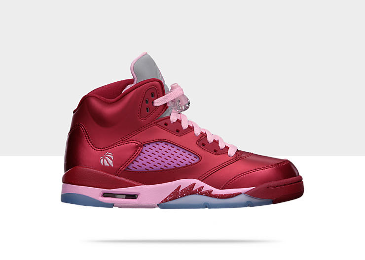 Chaussure Air Jordan 5 Retro pour Fille