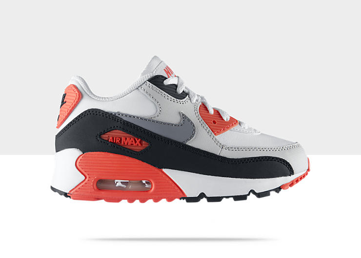 Chaussure Nike Air Max 90 pour Petit gar&ccedil;on