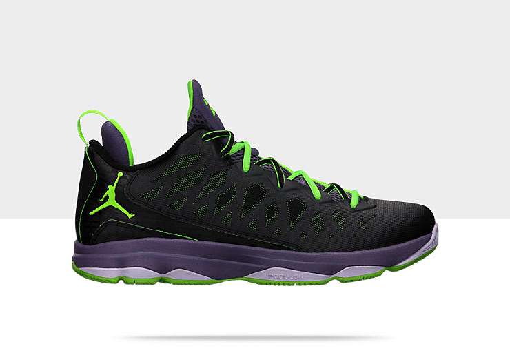 Jordan CP3.VI Blacklight &ndash; Chaussure de basket-ball pour Homme