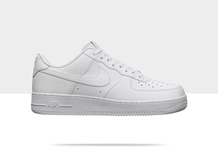 Nike Air Force 1 Leather '07 QS - Chaussure pour Homme
