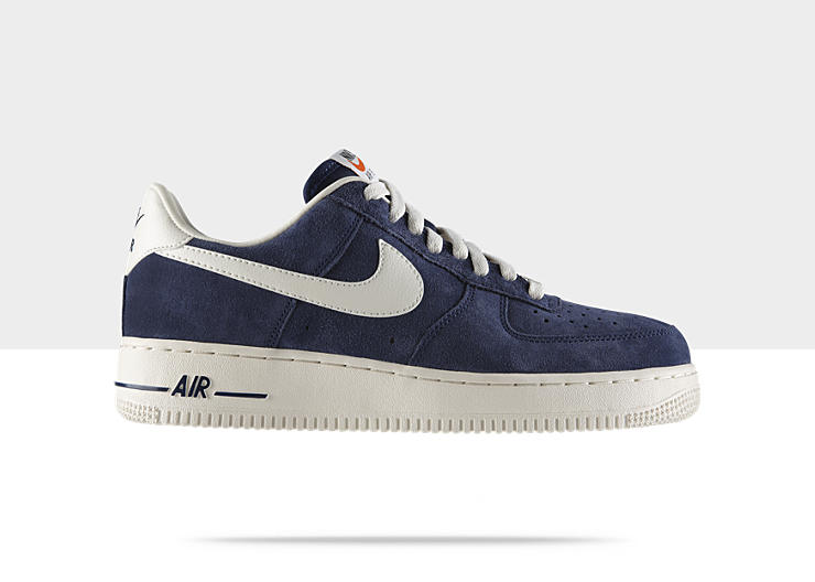 Air Force One Nike Blu