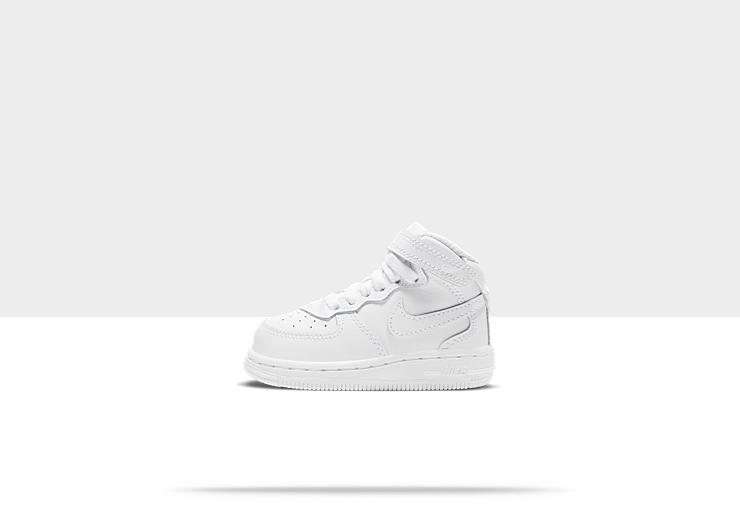 Nike Air Force 1 Mid&nbsp;&ndash; Chaussure pour B&eacute;b&eacute;/Tr&egrave;s petit enfant