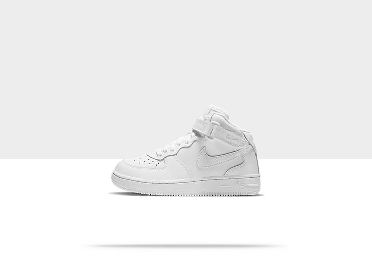 Nike Air Force 1 Mid Zapatillas - Chicos peque&ntilde;os