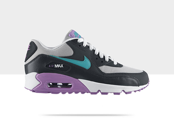 Nike Air Max 90 2007 Zapatillas - Chicas