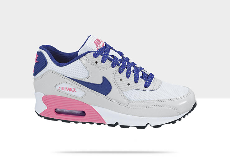 Nike Air Max 90 2007 &ndash; Chaussure pour Fille