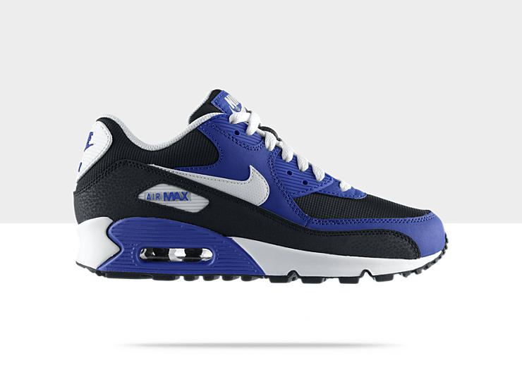 Nike Air Max 90 Boys' Shoe