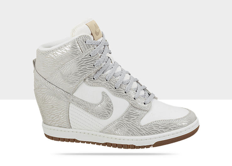 Nike Dunk Sky Hi Vintage Zapatillas - Mujer