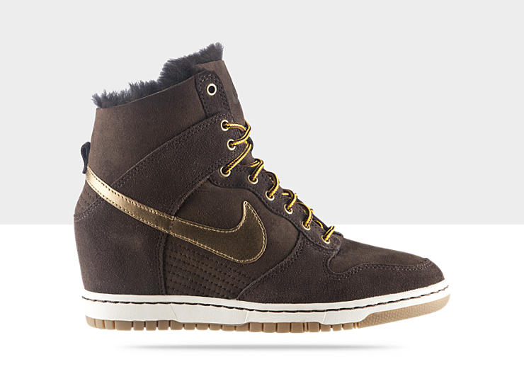 Nike Dunk Sky High Premium QS ? Chaussure pour Femme