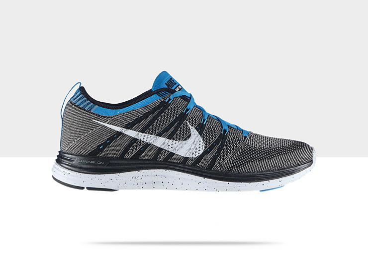 Nike Flyknit Lunar 1+ &ndash; Chaussure de course &agrave; pied pour Homme
