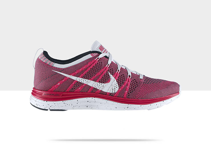 Nike Flyknit Lunar1+ &ndash; Chaussure de course &agrave; pied pour Femme